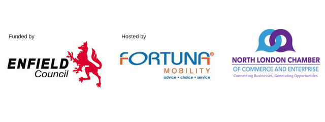 logos for GDBF event 14th Nov