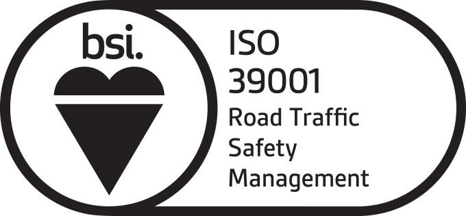 BSI Assurance Mark ISO 39001 KEYB